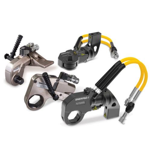 Hydrauliska momentverktyg