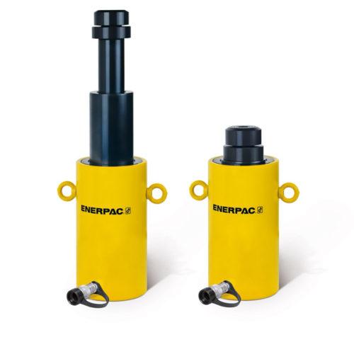 Teleskopcylinder / flerstegscylinder