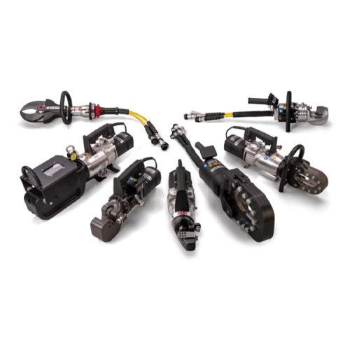 Hydrauliska klippverktyg