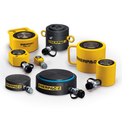 Låghöjdscylinder / kompaktcylinder