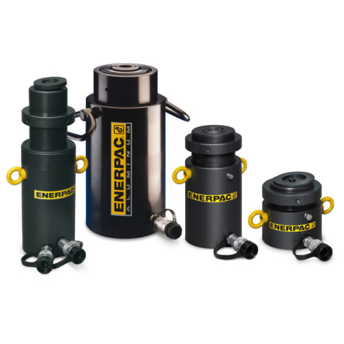 Cylinder med mekanisk låsning