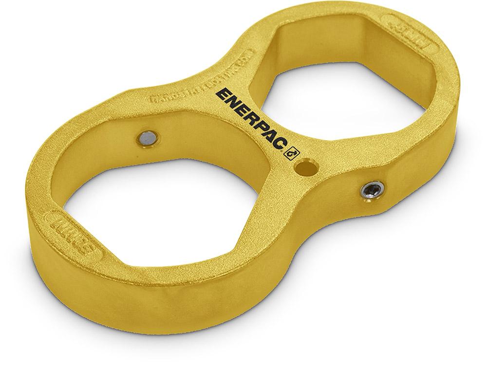 Mothållsnyckel för eliminering av klämrisk från Enerpac